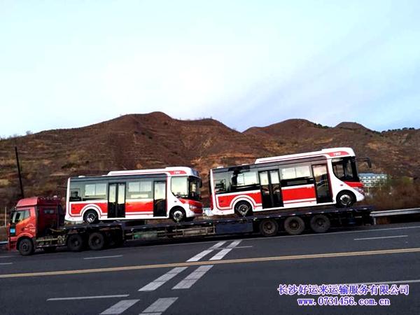 【客车托运】\【商品车运输】找哪家?好运来物流,湖南商品车运输!