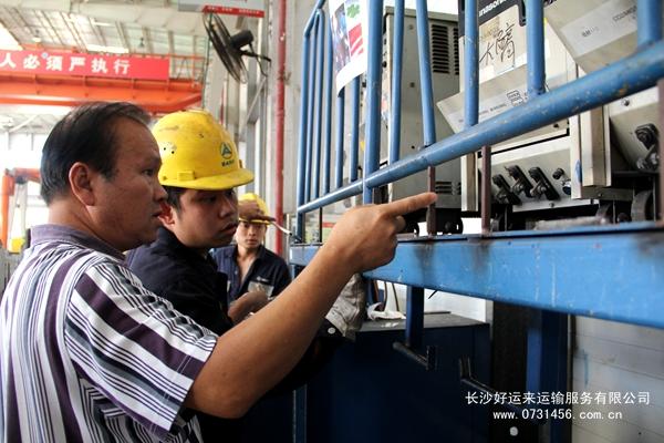 【厂房搬迁】【工厂设备搬迁】的选择,好运来物流承接三一宁乡厂房搬迁项目