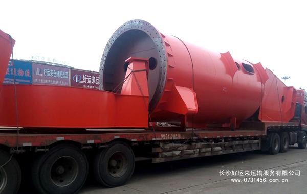 工程设备运输、机械设备运输、大型设备运输----好运来物流